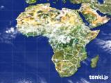 気象衛星(アフリカ)