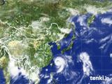 気象衛星(東アジア)