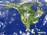 気象衛星(北アメリカ)