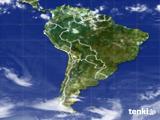 気象衛星(中央・南アメリカ)