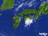 気象衛星(西日本)