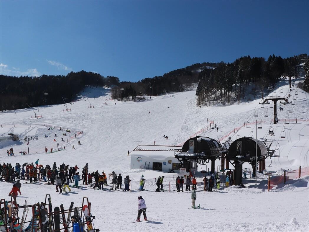 ちく さ 高原 スキー 場 天気 車山高原SKYPARK スキー場・天気積雪情報