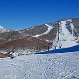志賀高原中央エリア 一の瀬山の神