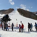 場 鉛 温泉 スキー