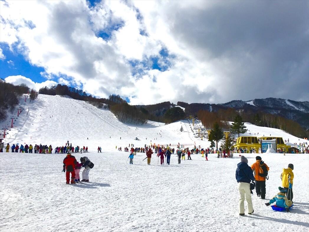 高原 天気 スキー 場 な かたし