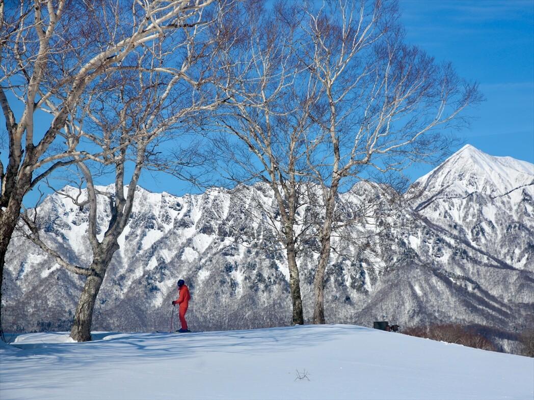 スキー場 天気