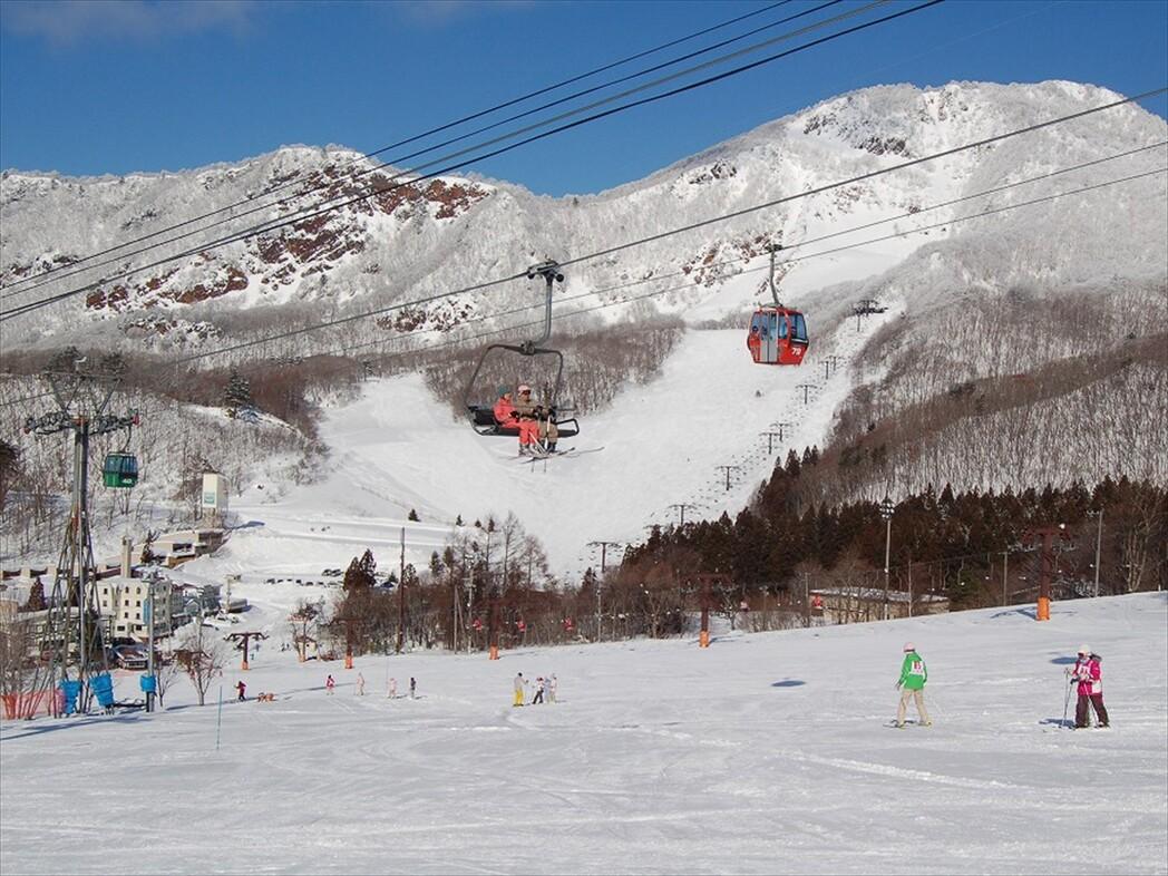 山形蔵王温泉(上の台ゲレンデ)