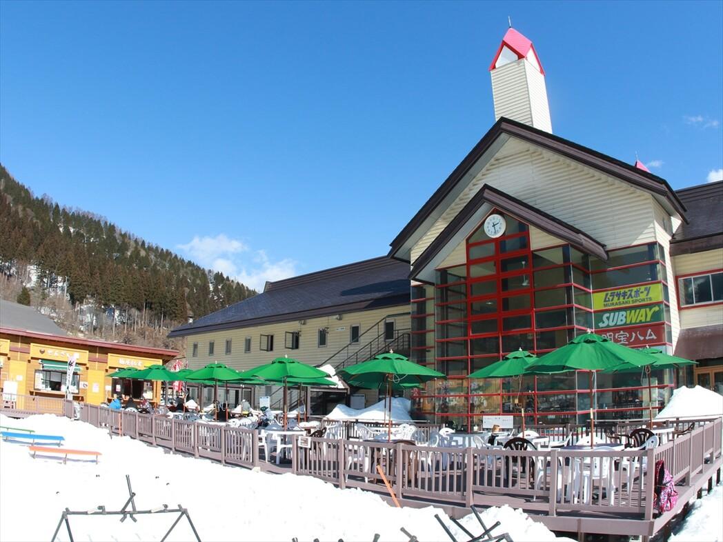 めいほう スキー 場 積雪
