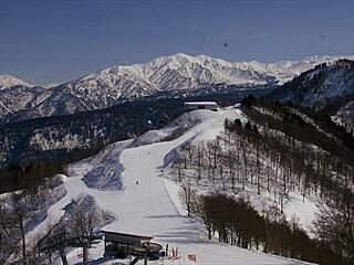 立山山麓(極楽坂・らいちょうバレー)