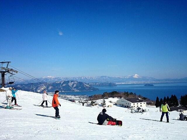 カントリー 天気 琵琶湖
