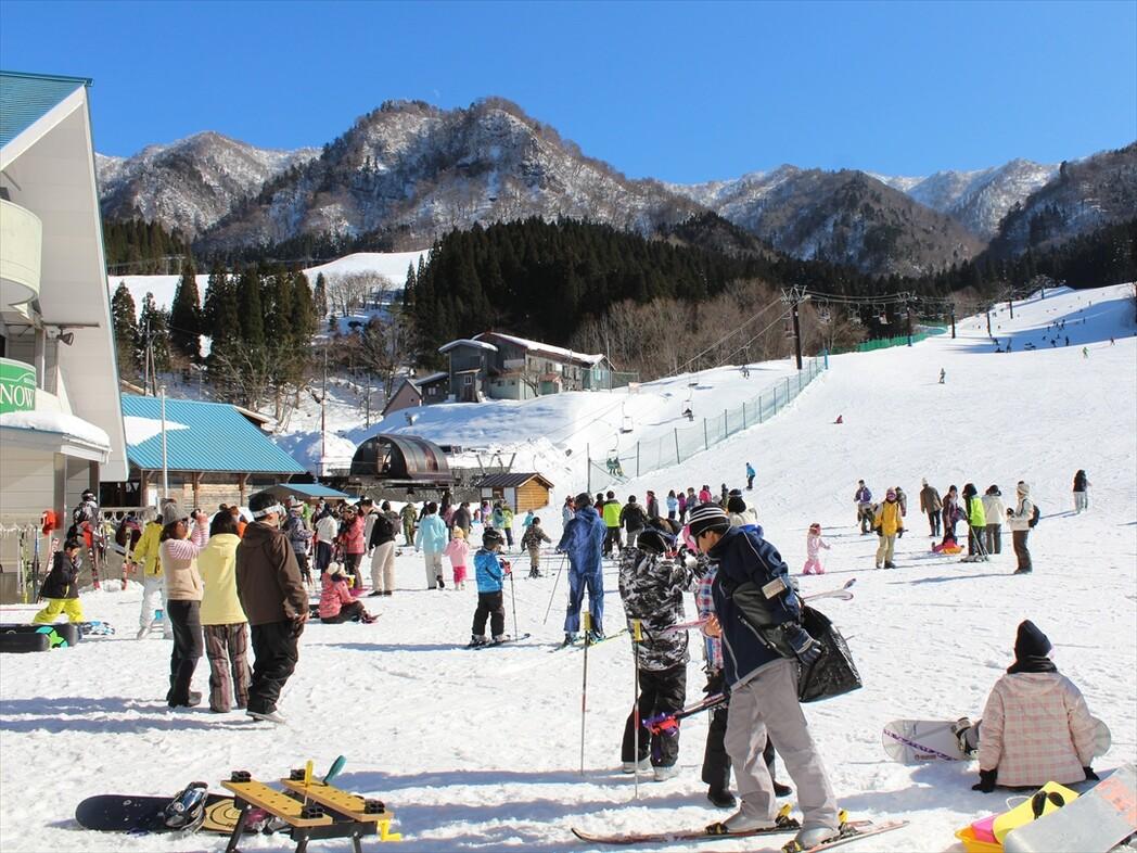 国際 天気 氷ノ山 スキー 場