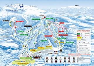青森スプリング・スキーリゾートのコース情報
