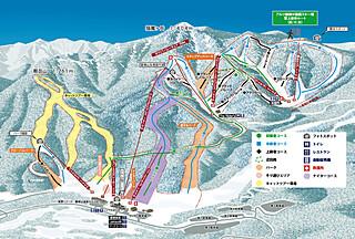 星野リゾート アルツ磐梯のコース情報