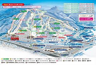 軽井沢プリンスホテルのコース情報