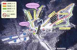 八千穂高原のコース情報