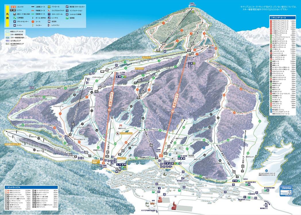 野沢 温泉 スキー 場 天気 野沢温泉スキー場の天気・積雪・ライブ情報|ウェザーニュース