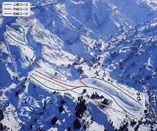 松之山温泉のコース情報