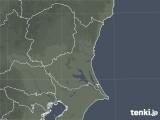 茨城県の雷レーダー(予報)