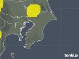 千葉県の雷レーダー(予報)