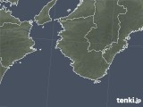 和歌山県の雷レーダー(予報)