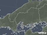 広島県の雷レーダー(予報)