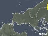 山口県の雷レーダー(予報)
