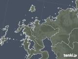 佐賀県の雷レーダー(予報)