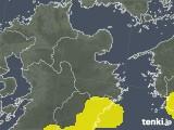 大分県の雷レーダー(予報)