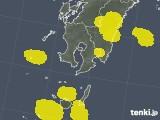 鹿児島県の雷レーダー(予報)
