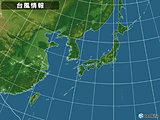 日本付近(17日12:00現在)