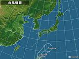日本付近(26日18:00現在)