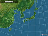 日本付近(20日09:00現在)