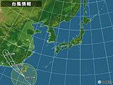 日本付近(24日12:00現在)