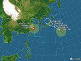 日本広域(2021年07月25日 15時現在)