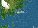 日本広域(2021年09月17日 01時現在)